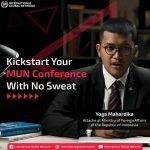 Kickstart Your MUN Conference With No Sweat